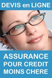 devis assurance pour credit